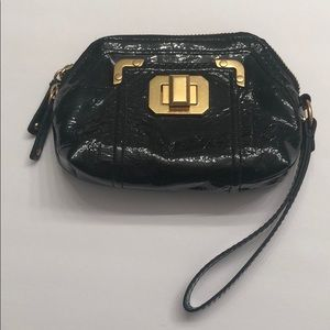 Juicy Couture Patent Leather Wristlet